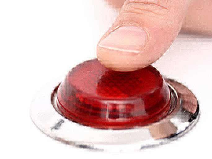 Botón mágico para conseguir resultados en marketing online.
