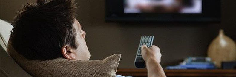 Viendo la televisión Marketing Online