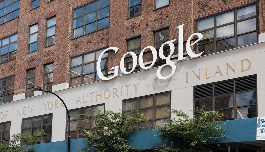 Visitando las oficinas de Google en Nueva York