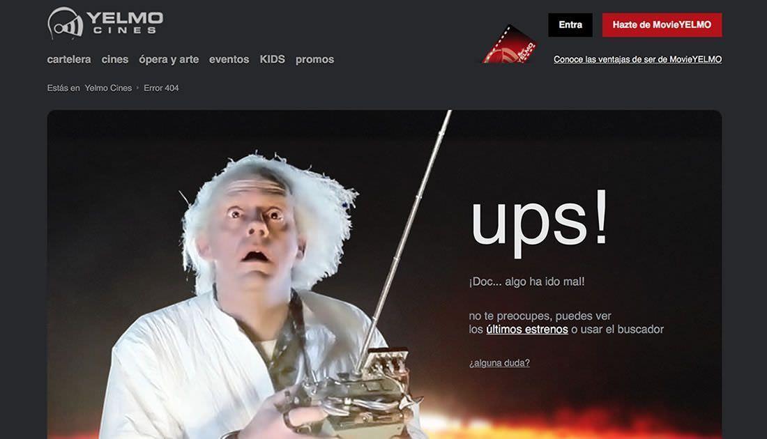 pagina 404 yelmo cines