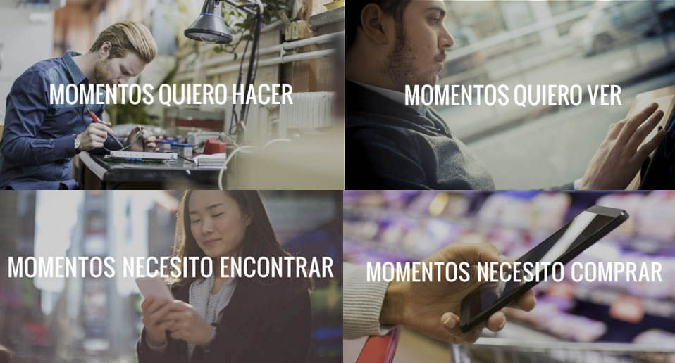 Micromomentos con Adwords Express