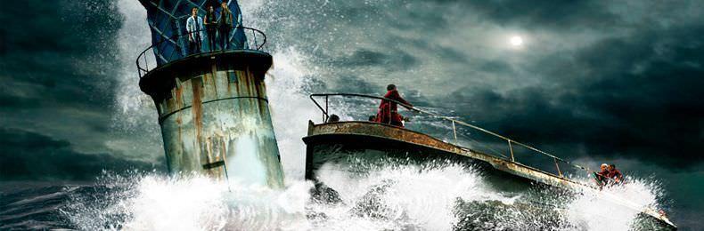 Un barco pasándolo mal