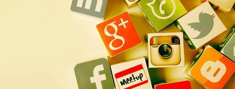 Los peligros de las redes sociales en la web de inicio