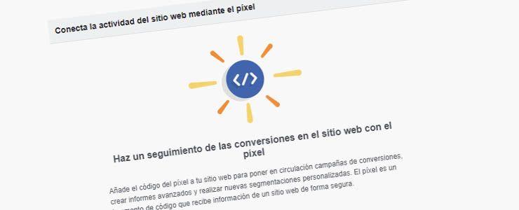 Cómo instalar el Píxel de Facebook