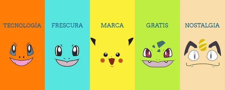 Las claves del éxito de Pokemon Go