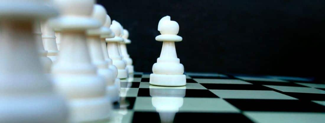 El makreting digital es una partida de ajedrez. La estrategia es lo importante para conseguir tu objetivo.