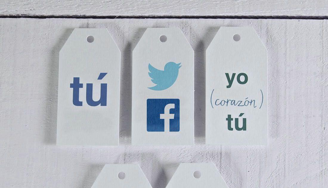 Etiquetas en Redes Sociales, la cara amable del spam