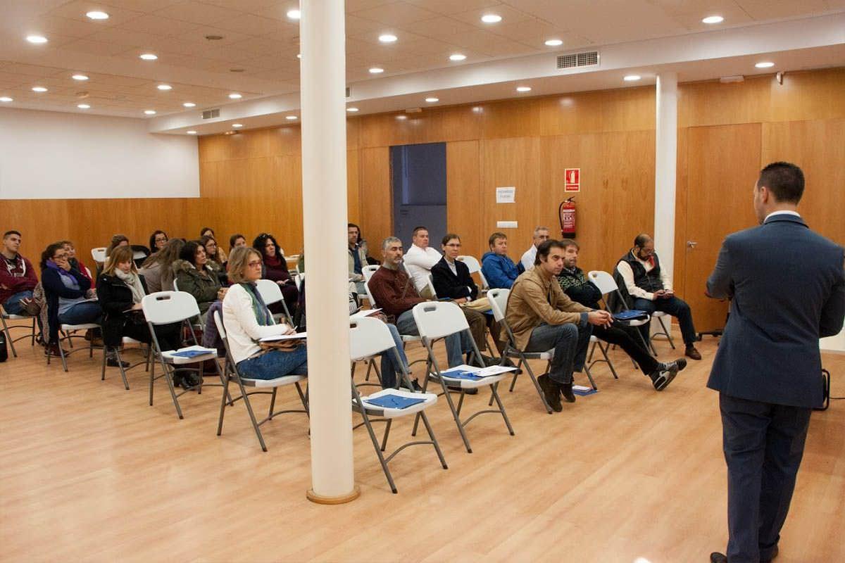 Evento CADE San Juan de Aznalfarache 2016