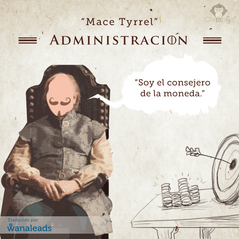 Juego de Tronos como Agencia de Marketing | Mace Tyrrell