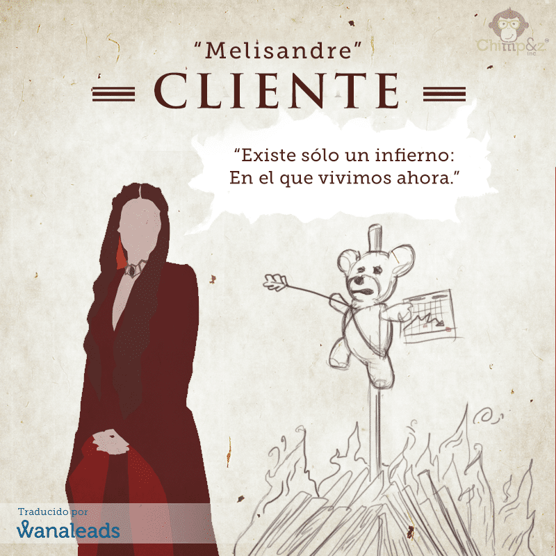 Juego de Tronos como Agencia de Marketing | Melisandre