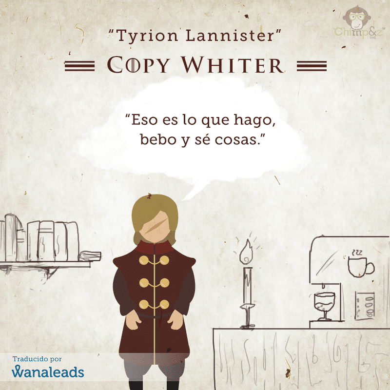 Juego de Tronos como Agencia de Marketing | Tyrion Lannister