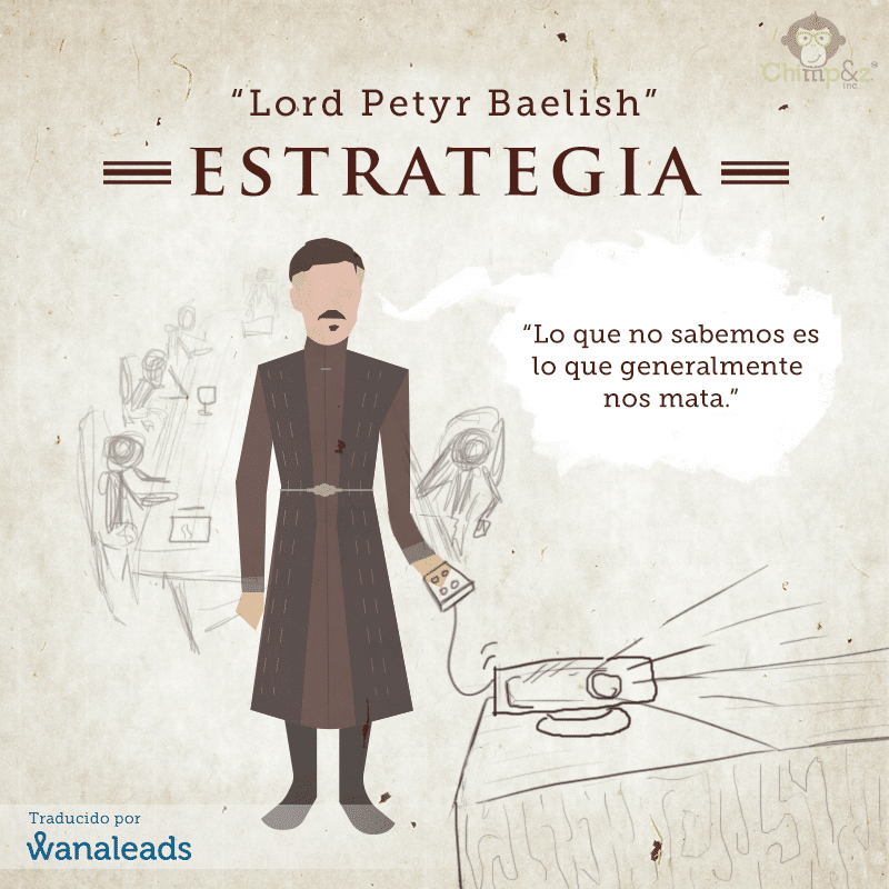 Juego de Tronos como Agencia de Marketing | Lord Petyr Baelish