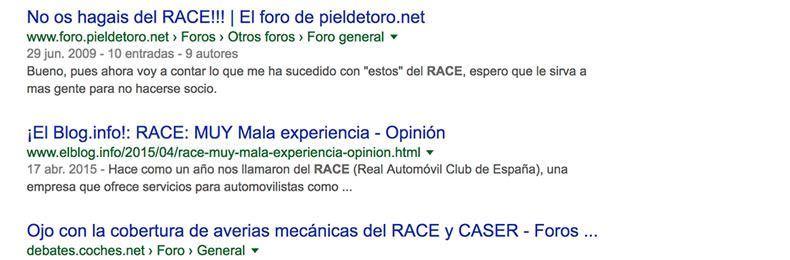 SEO Branding - RACE
