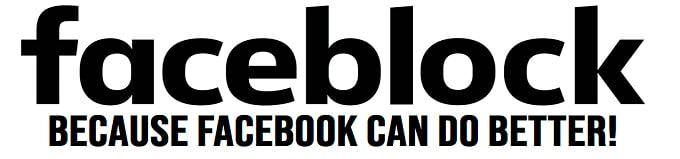Logotipo del boicot contra Facebook de 24 horas
