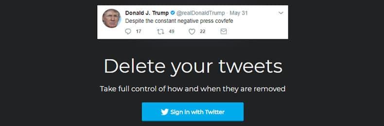 Eliminar tweets con Delete Hub