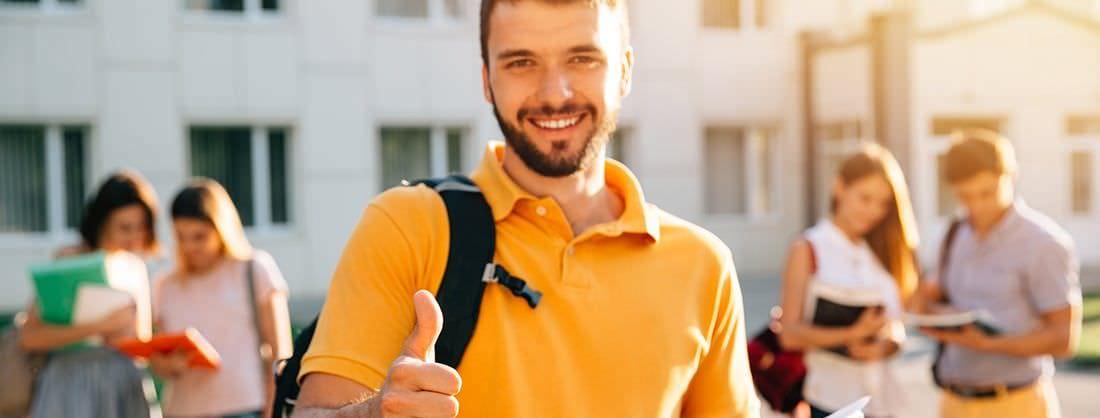 Un joven te saluda - Buyer persona