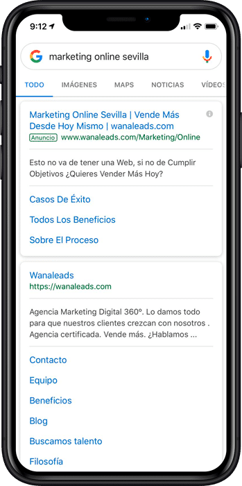 Marketing digital Sevilla | Wanaleads