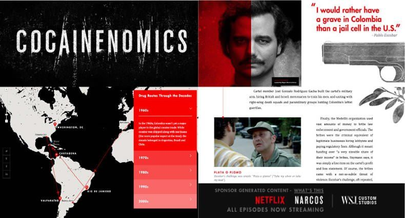 Ejemplos de Inbound Marketing - Netflix