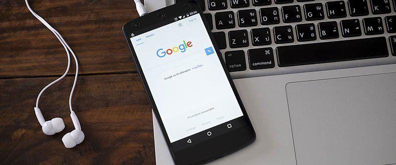 Google | Factores clave en el diseño de una página web