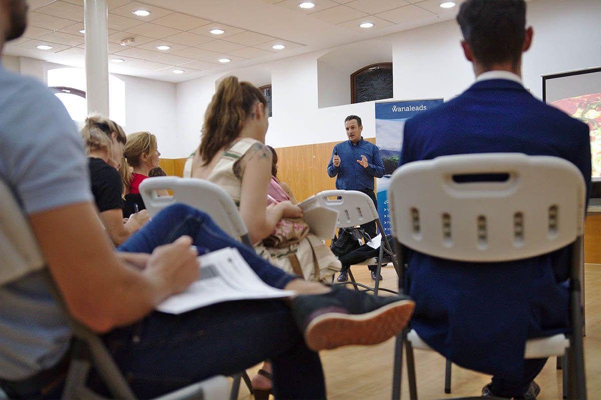Marketing online con cabeza en San Juan de Aznalfarache | #EventoWanaleads