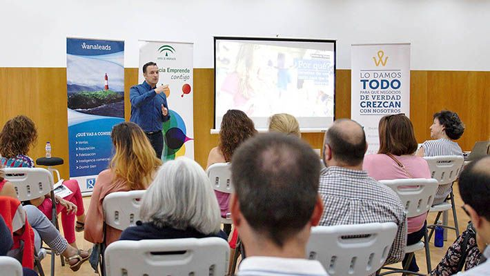 Marketing online con cabeza en San Juan de Aznalfarache | #EventoWanaleads