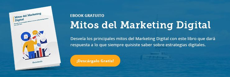 Mitos del Marketing Digital | ¡Descarga la guía ahora!