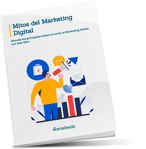 Ebook Mitos Marketing Digital | Wanaleads