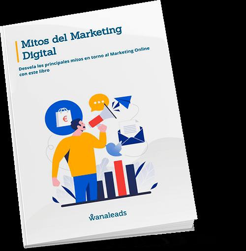 Ebook Mitos Marketing Digital | Wanaleads