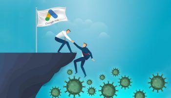 Google Ads ayuda a las PYMES ante el COVID-19 con 340 Millones de Dólares