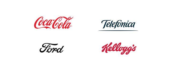 Tipos de logos y sus características | Diseño web Sevilla
