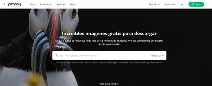 Imágenes web: dónde buscarlas y cómo elegirlas | Wanaleads