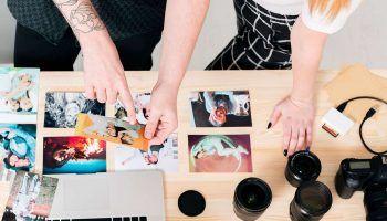 Imágenes web: dónde buscarlas y cómo elegirlas