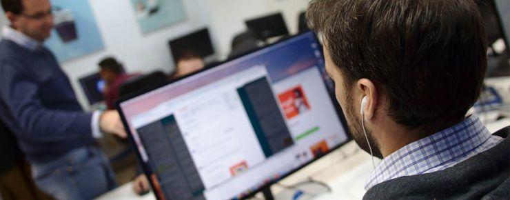 El poder de una (buena) foto en diseño web y redes sociales