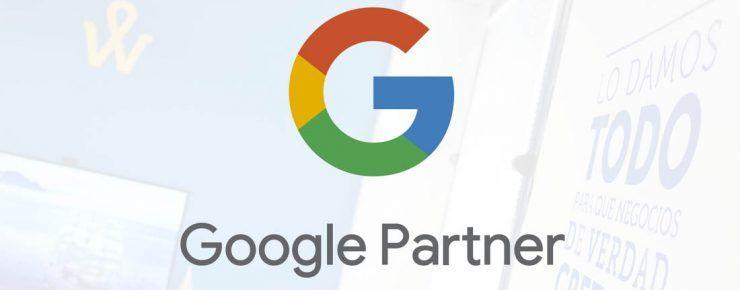 ¡Conseguimos la nueva insignia de Google Partners!